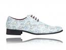 Silberkrokodile, Haut, Druck, Schuhe, Lureaux, schön, speziell, bunt