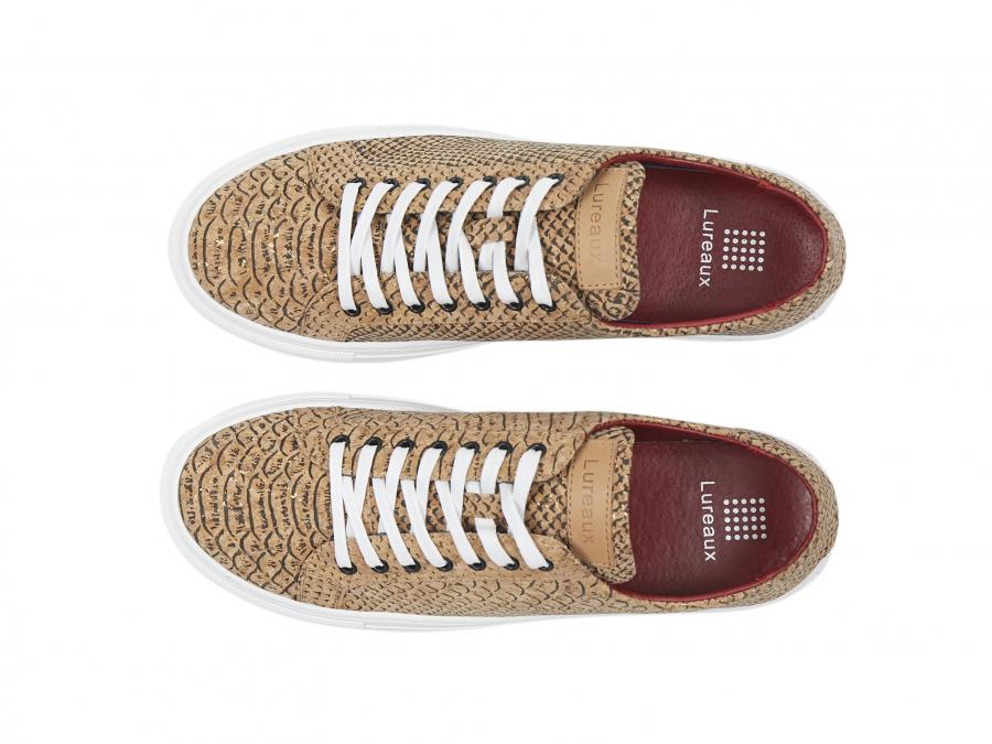 Hyperion   Witte Sneakers   Lureaux