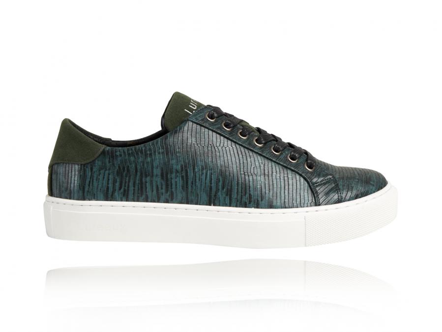 Green Heaven Sneakers