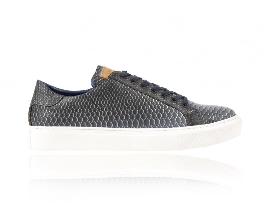 Hyperion | Witte Sneakers | Lureaux